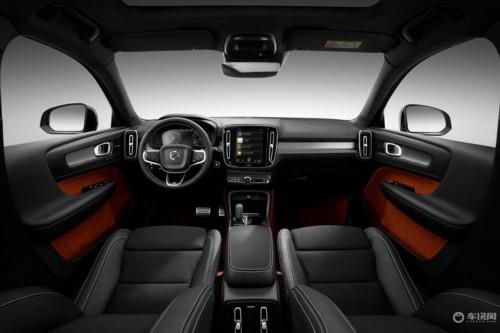 沃尔沃全新XC40正式上市 售价32.18-41.18万