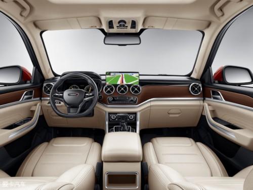 [原创]2019款野马T80成都车展预售 配三种动力