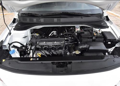 北京现在逸行正式上市 8.09万元起 搭载1.6L和1.4T发动机