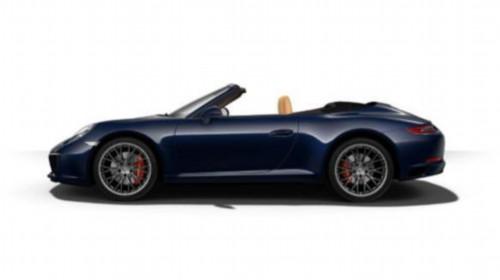 [原创]保时捷911 Carrera S敞篷 售155.8万起