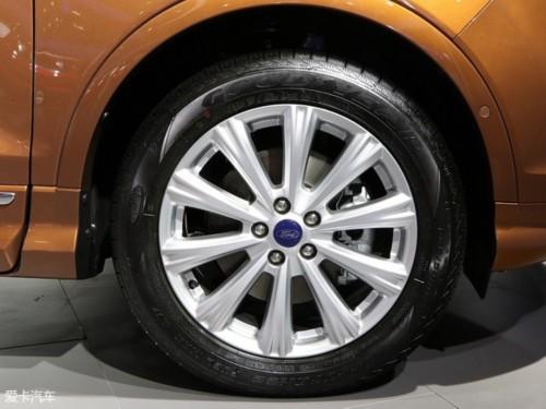 [原创]2019款福特翼虎上市 售16.98-24.98万元