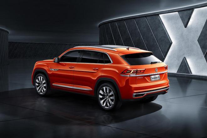 五座Coupe版 途昂X将于5月28日正式上市