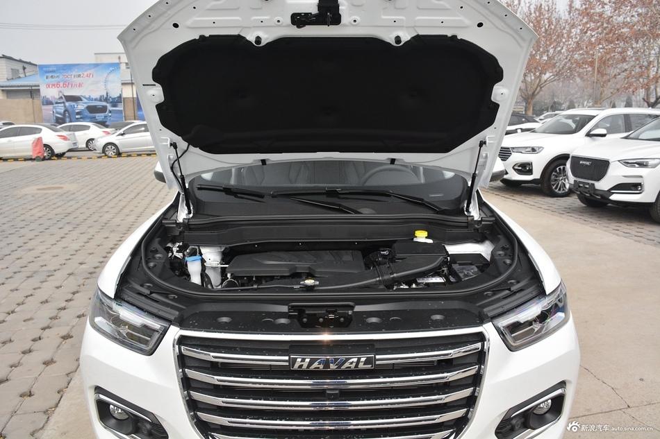 2019款哈弗H6 1.5T自动豪华智联版蓝标