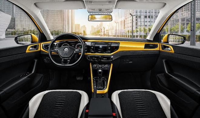 上汽大众Polo Plus详细配置曝光 安全配置全面