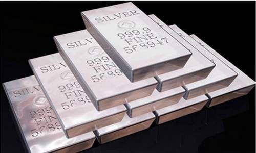 白银多少钱一克,白银价格今天多少一克,银价格多少钱一克